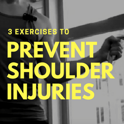 exercises to prevent shoulder injuries