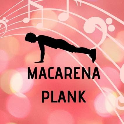 Macarena Plank