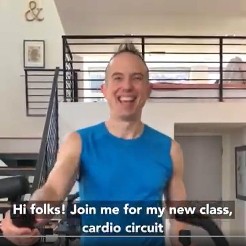 Cardio Circuit with David